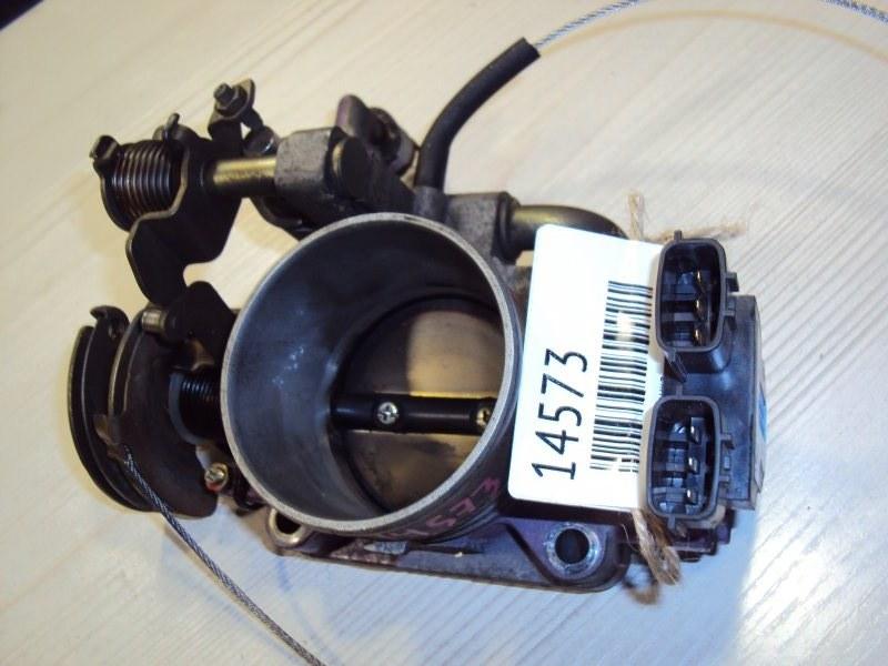 Дроссельная заслонка Nissan Qx4 VG33 (б/у)