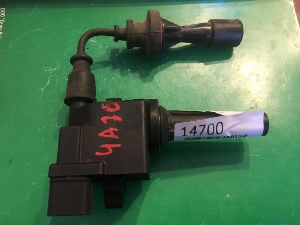 Катушка зажигания Mitsubishi Bravo H31A 4A30 (б/у)