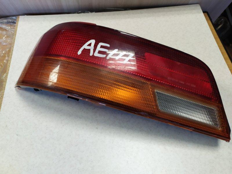 Стоп-сигнал Toyota Corolla Levin AE111 задний левый (б/у)