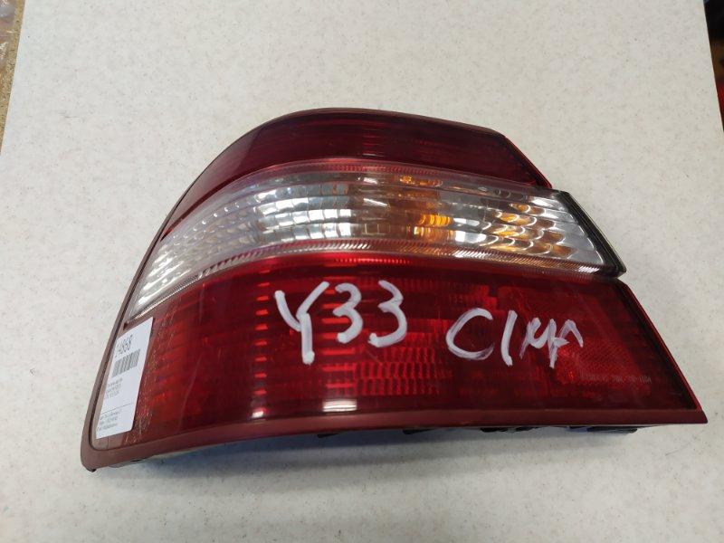 Стоп-сигнал Nissan Cima FGDY33 задний левый (б/у)