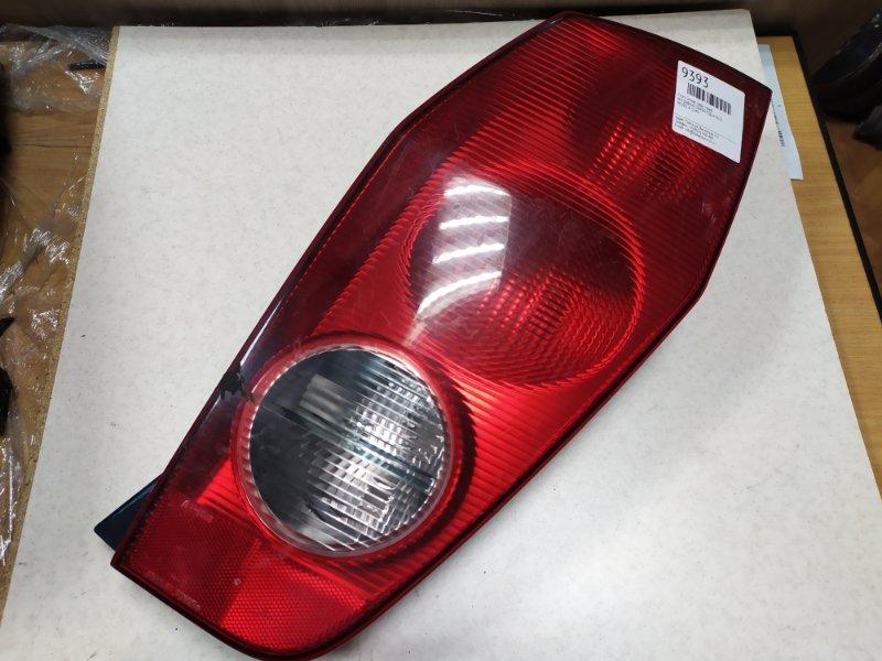 Стоп-сигнал Mitsubishi Dingo CQ1A 4G15 задний правый (б/у)
