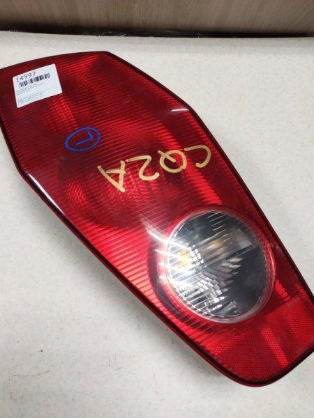 Стоп-сигнал Mitsubishi Dingo CQ1A 4G15 задний левый (б/у)