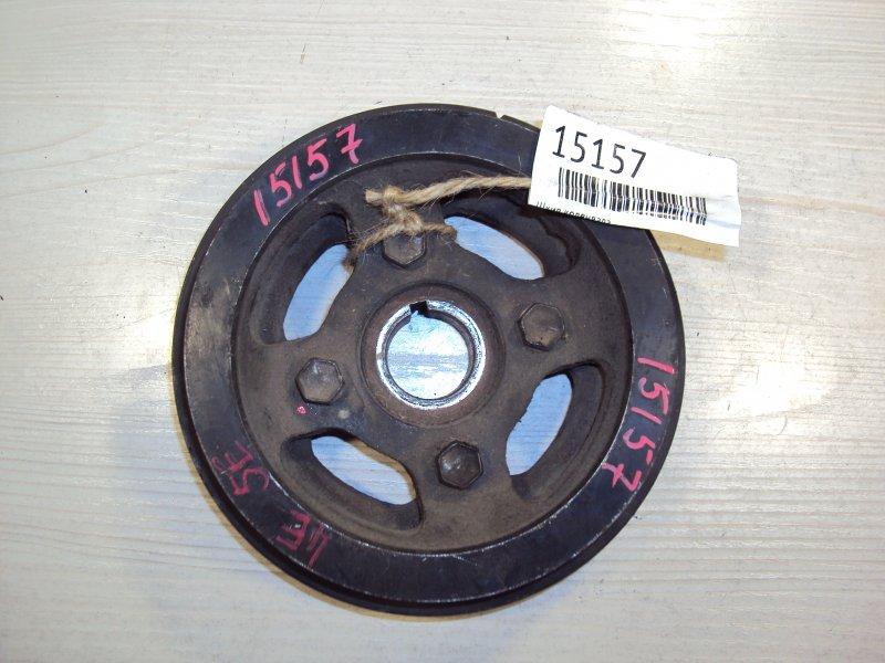 Шкив коленвала Toyota 4E (б/у)