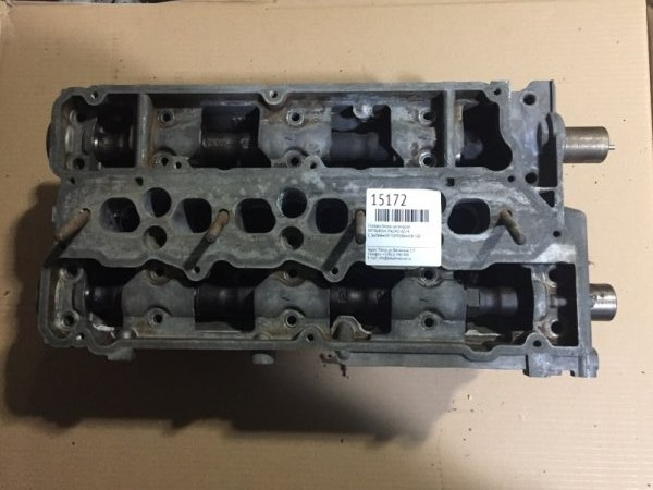 Головка блока цилиндров Mitsubishi Pajero 6G74 (б/у)