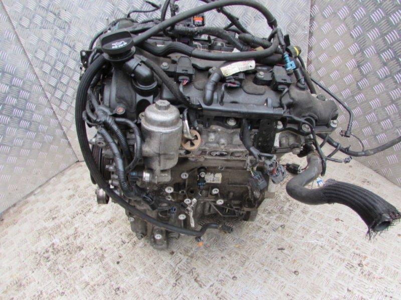 Двигатель Cadillac Cts2 LLT (б/у)