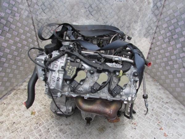 Двигатель Mercedes-Benz W204 272 (б/у)
