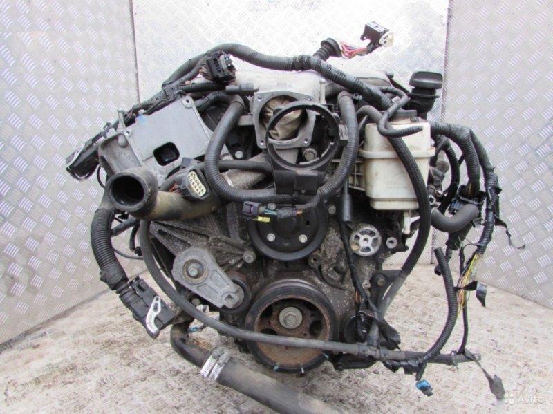 Двигатель Cadillac Cts LP1 (б/у)