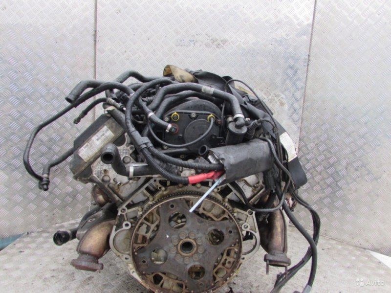 Двигатель Range Rover 448 (б/у)
