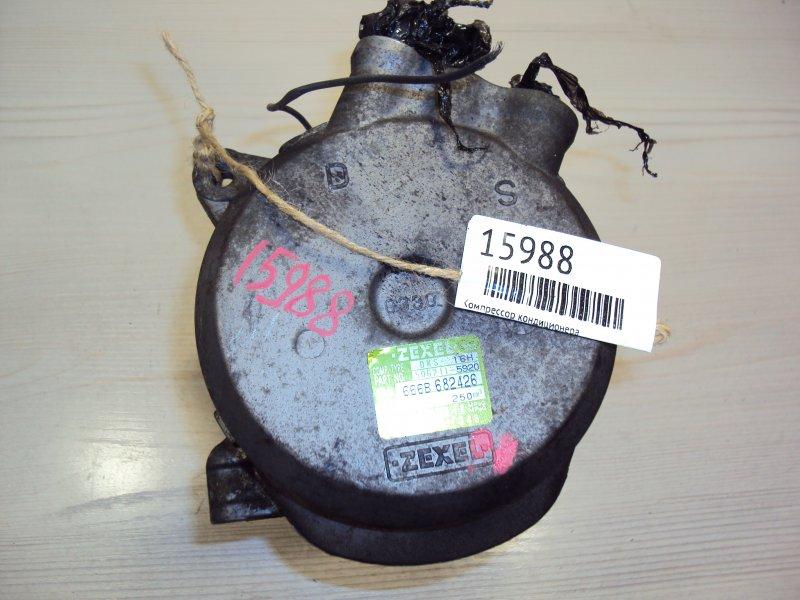 Компрессор кондиционера Nissan Largo KVC23 CD20 (б/у)