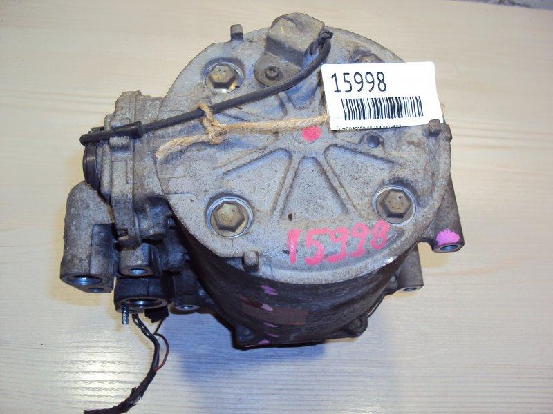 Компрессор кондиционера Mitsubishi Pajero PB6W 6G72 (б/у)