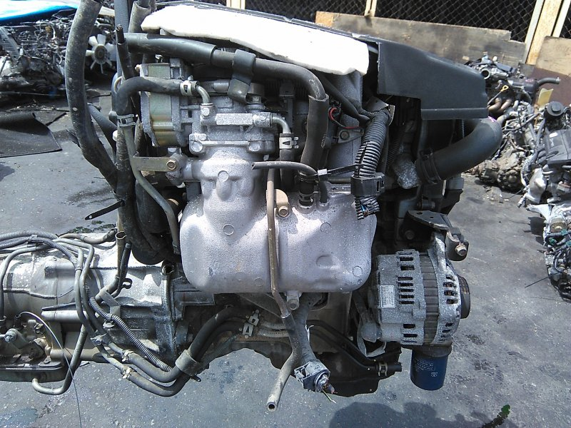 Двигатель Mitsubishi Pajero Io H67W 4G94 (б/у)