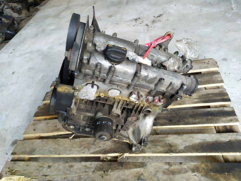 Двигатель Skoda Polo 9N BUD (б/у)