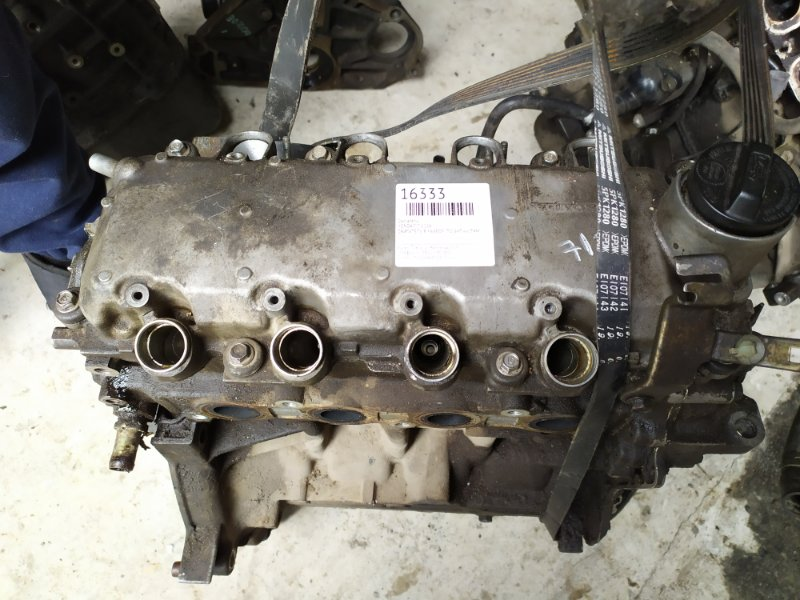Двигатель Honda Fit L13A (б/у)