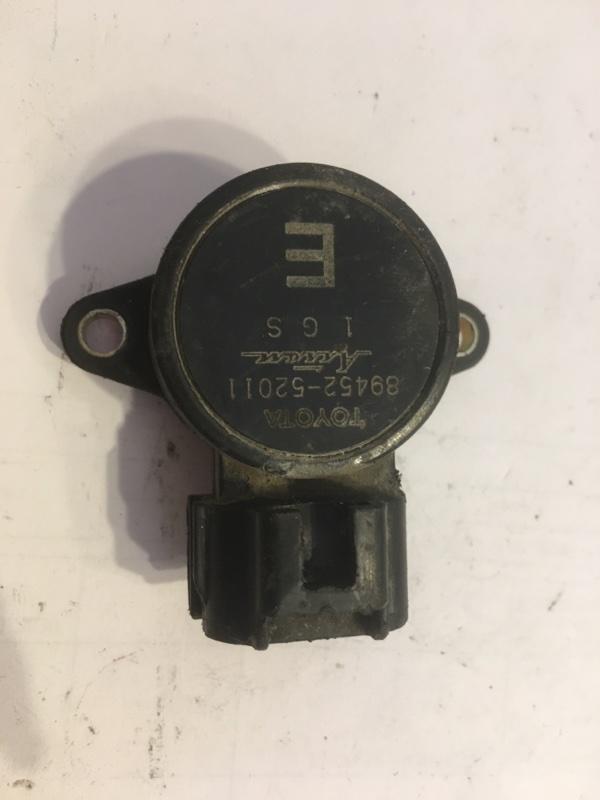 Датчик дроссельной заслонки Toyota Platz SCP11 1SZ-FE (б/у)