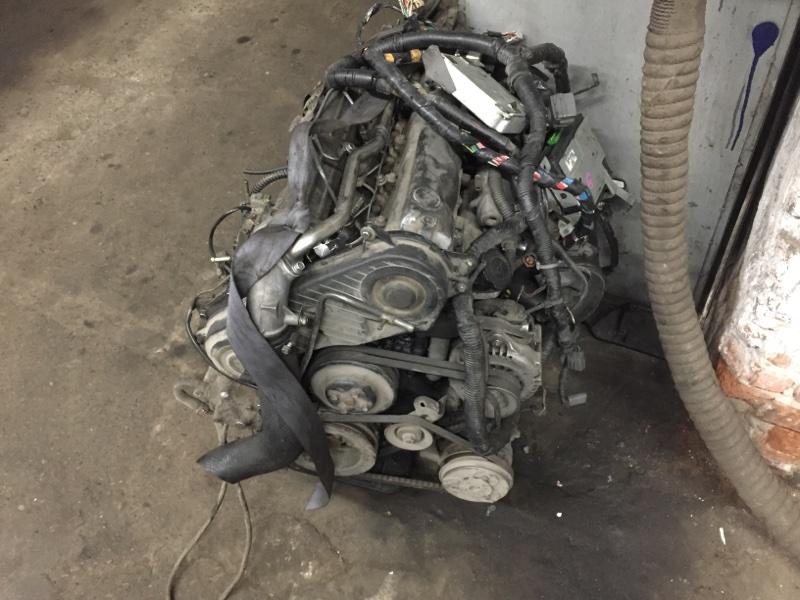Кожух грм Mazda Bongo Frendee WLT (б/у)