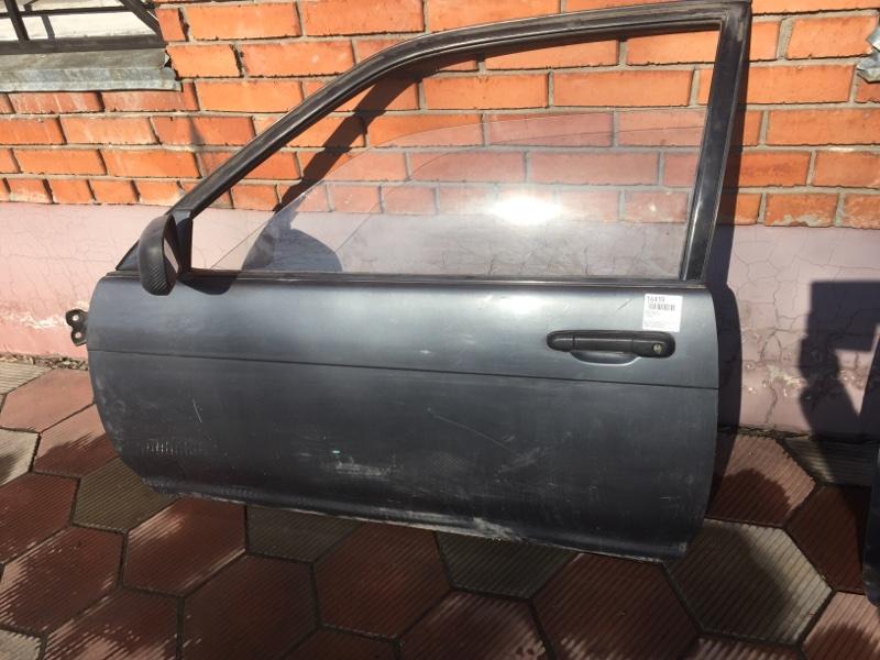 Зеркало заднего вида Toyota Corsa левое (б/у)