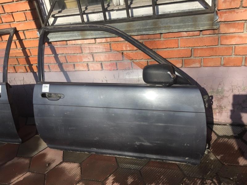 Петля двери Toyota Corsa EL45 правая нижняя (б/у)