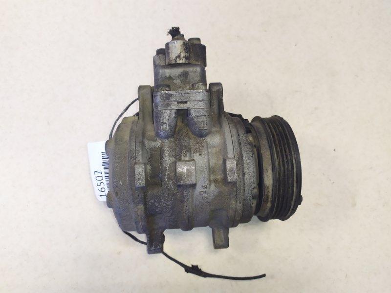 Компрессор кондиционера Suzuki Escudo TD01W G16A (б/у)