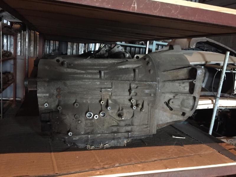 Акпп Volkswagen Touareg BBA (б/у)