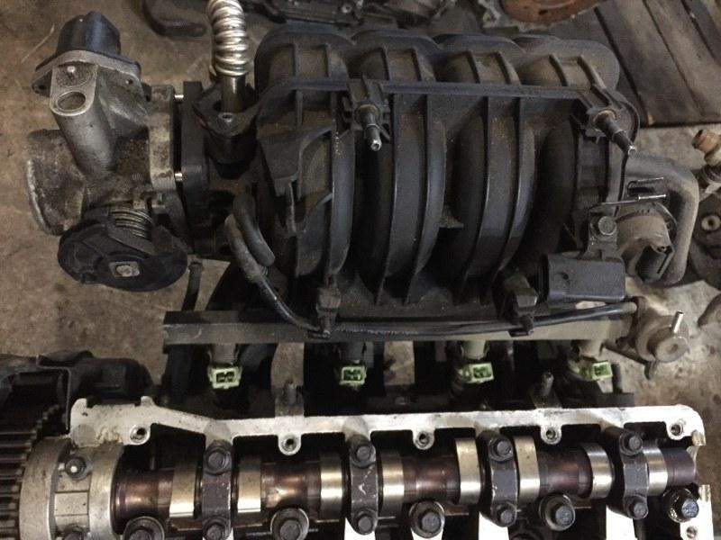 Коллектор впускной Chevrolet Lacetti F16D3 (б/у)