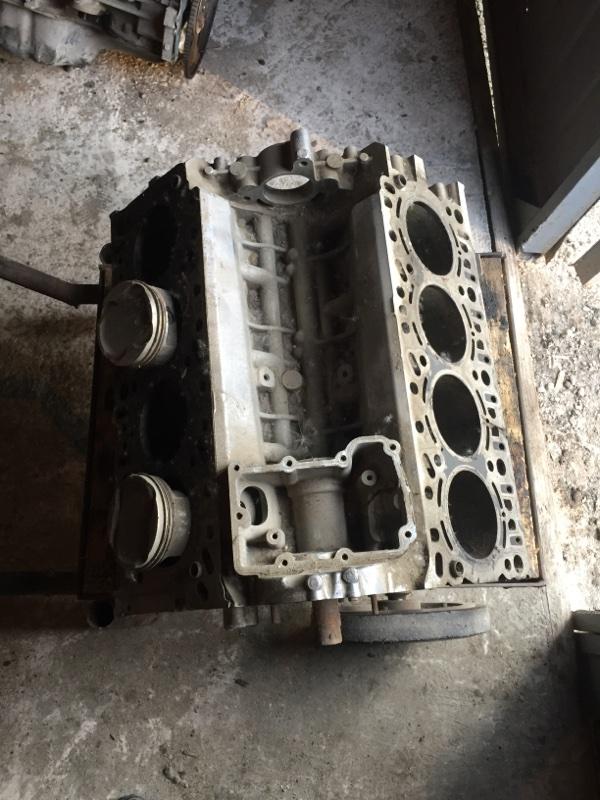 Блок цилиндров Porsche M48.00 (б/у)