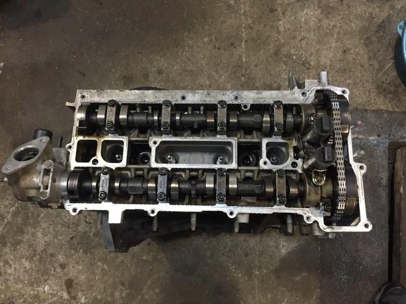 Двигатель Ford XQDA (б/у)