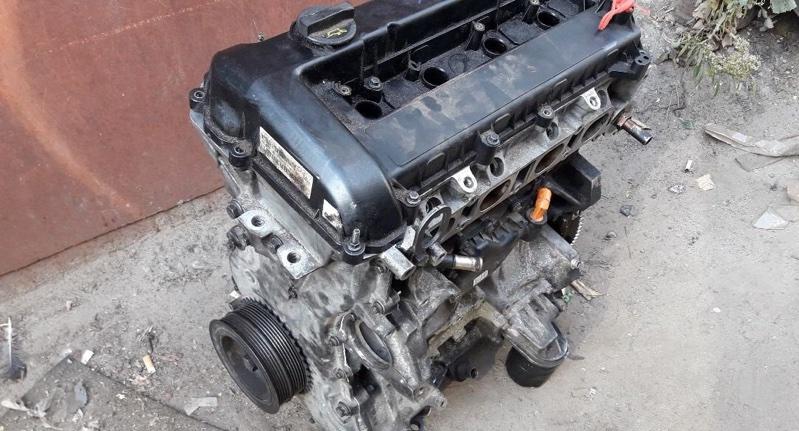 Двигатель Ford QQDB (б/у)