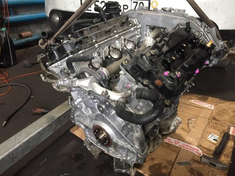 Блок цилиндров Infiniti Fx37 VQ35HR (б/у)