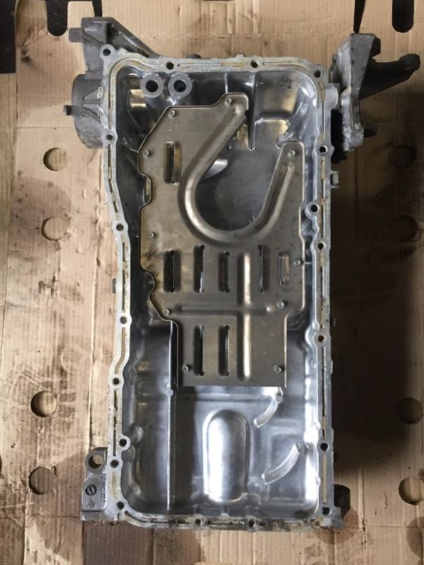 Поддон Nissan Fuga VK45DD (б/у)