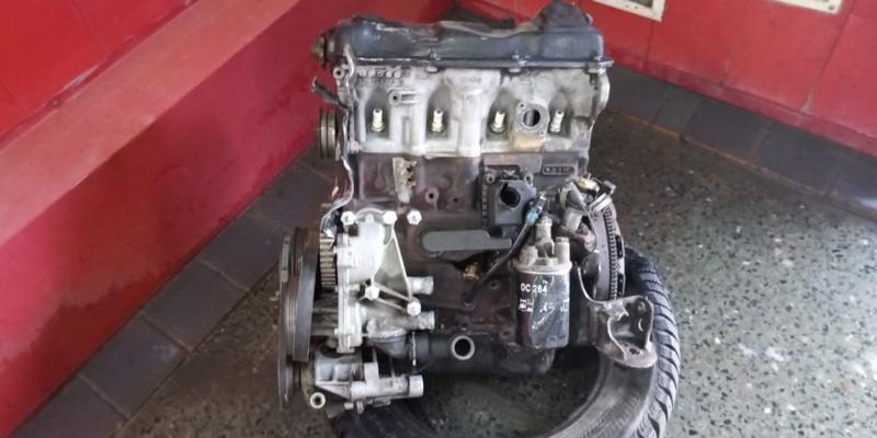 Поддон Audi 80 B3 AAM (б/у)