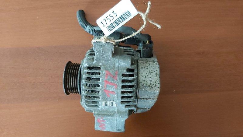 Генератор Toyota Aristo JZS130G 1JZ-GE (б/у)