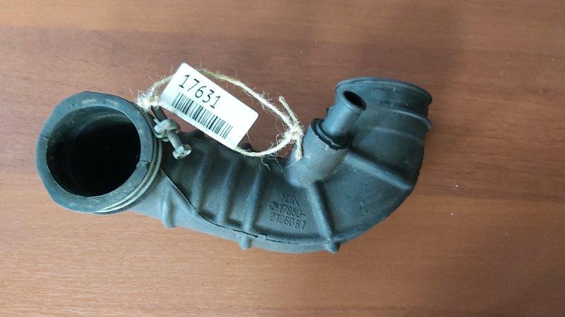 Гофра воздушного фильтра Toyota Plaz 1NZFE (б/у)
