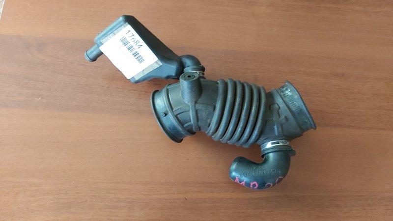 Гофра воздушного фильтра Nissan Lafesta B30 MR20DE (б/у)