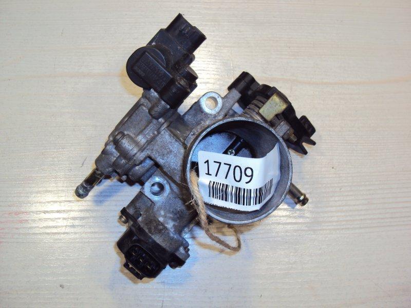 Дроссельная заслонка Toyota Bb NCP3 1NZ (б/у)