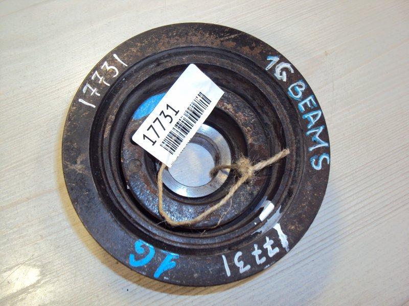 Шкив коленвала Toyota Chaser GS130 1GFE BEAMS (б/у)