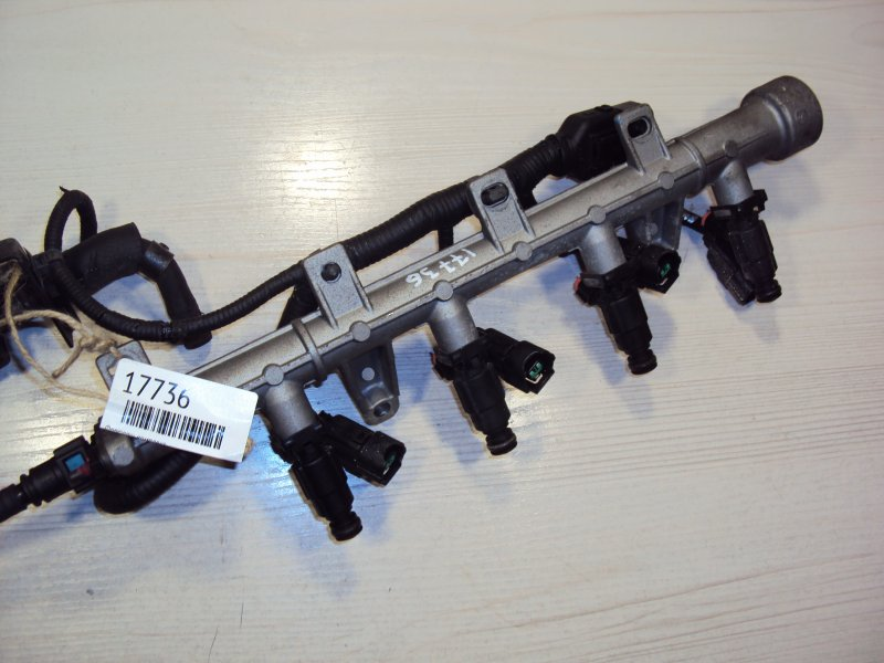 Форсунки комплект Hyundai Cerato D4BB (б/у)