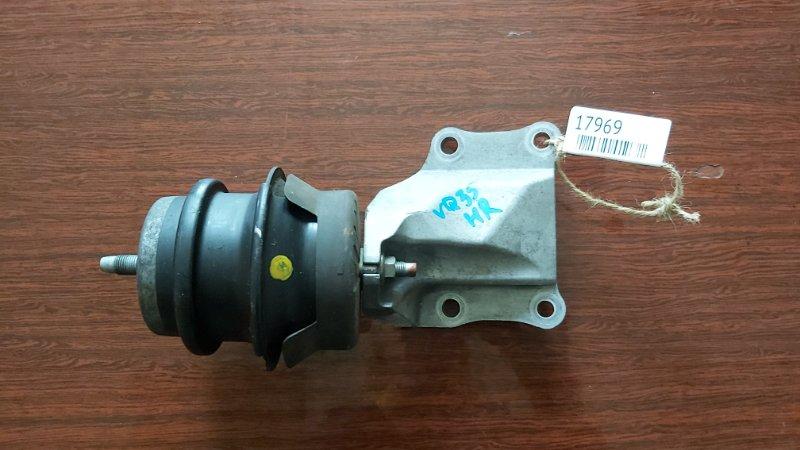 Подушка двигателя Nissan Fuga PY50 VQ35DE правая (б/у)
