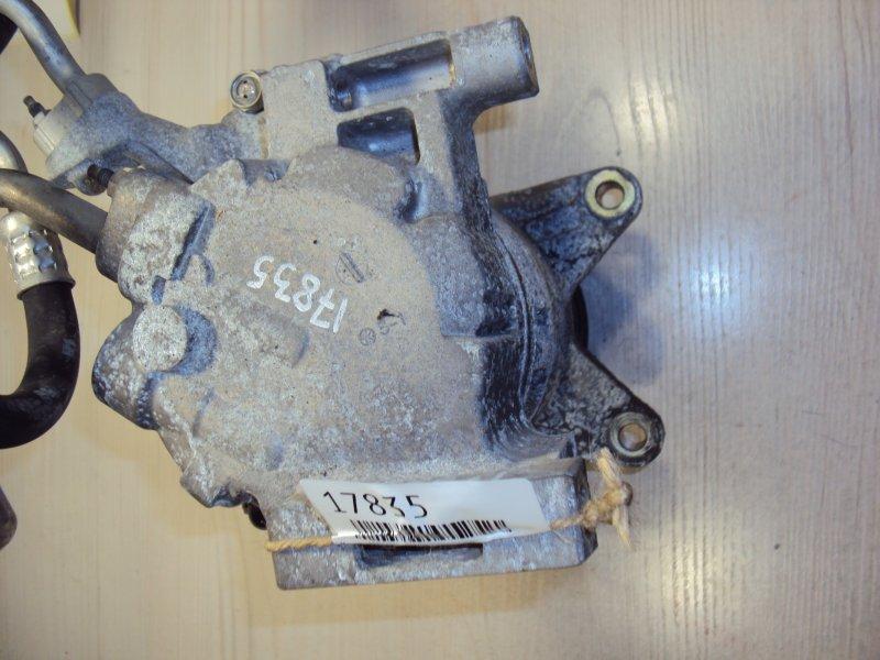 Компрессор кондиционера Toyota Mark Ii JZX100 1JZ (б/у)