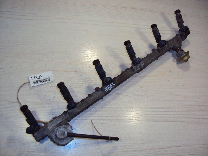 Форсунки комплект Toyota Crown JZS151 1JZGE (б/у)