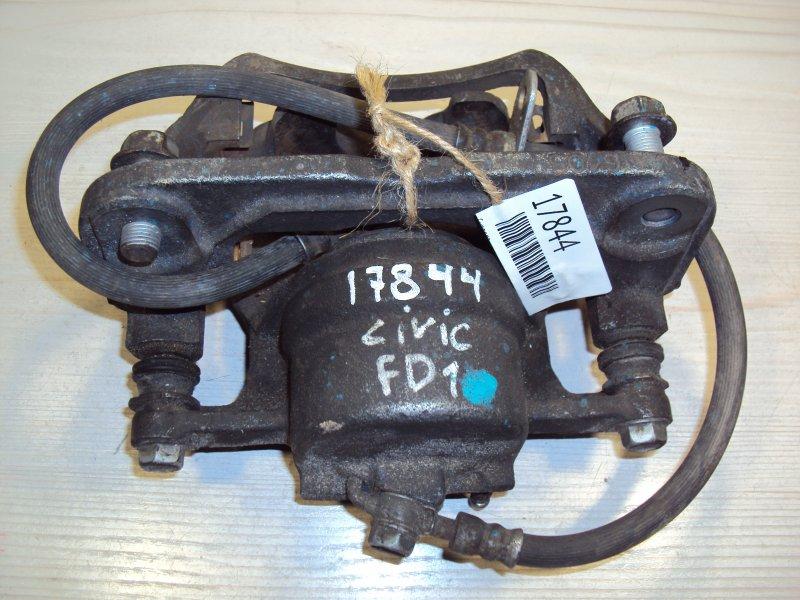 Суппорт Honda Civic FD1 задний (б/у)