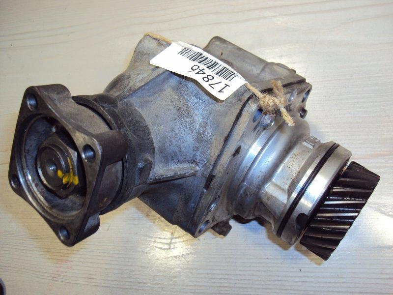 Раздатка Honda Accord CF5 F20B (б/у)