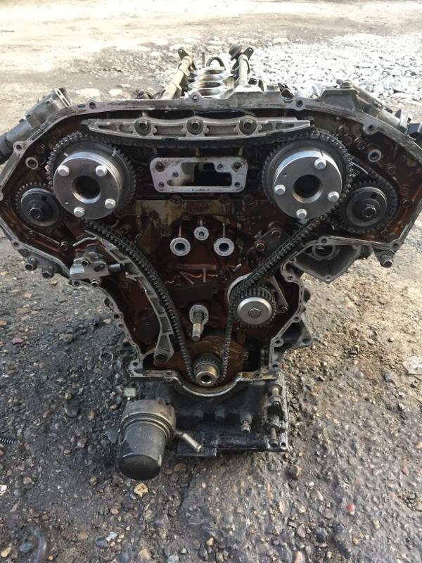 Натяжитель Nissan Murano 50 VQ35DE (б/у)