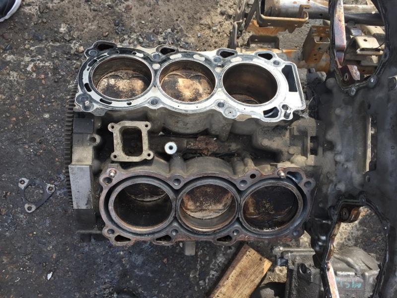 Блок цилиндров Nissan Murano VQ35DE (б/у)