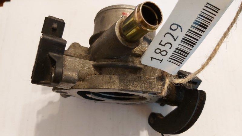 Дроссельная заслонка Toyota Auris ZRE15 3ZZ (б/у)