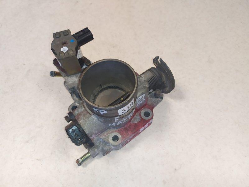 Дроссельная заслонка Mazda Familia BJ8W FP (б/у)