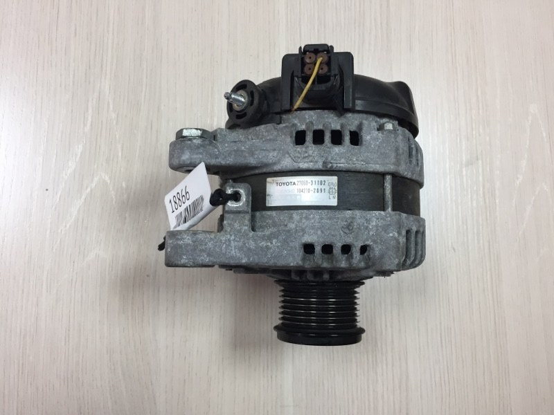 Генератор Toyota Alphard GGH3 2GRFE (б/у)