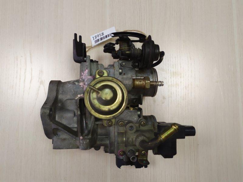 Дроссельная заслонка Toyota Estima MCU1 1MZ 04.2001 (б/у)