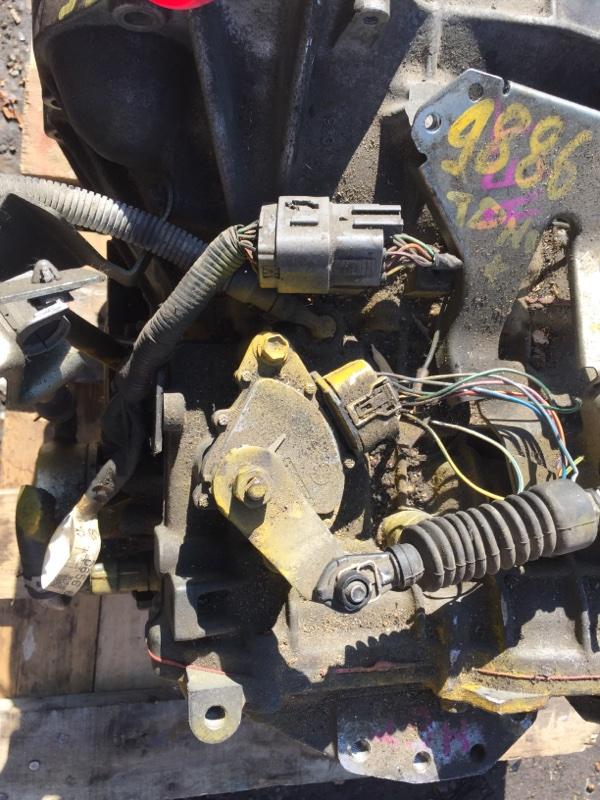 Селектор акпп Mazda ZY (б/у)