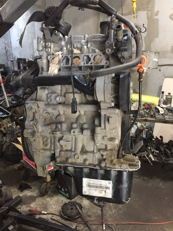 Помпа Volkswagen BBM (б/у)