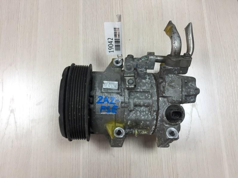 Компрессор кондиционера Toyota Avensis 2AZFSE (б/у)
